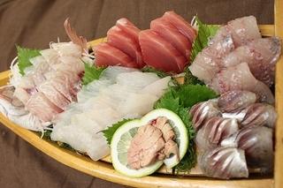 料理自慢!貸切露天風呂と船盛・丸ごと金目鯛&あわびプラン