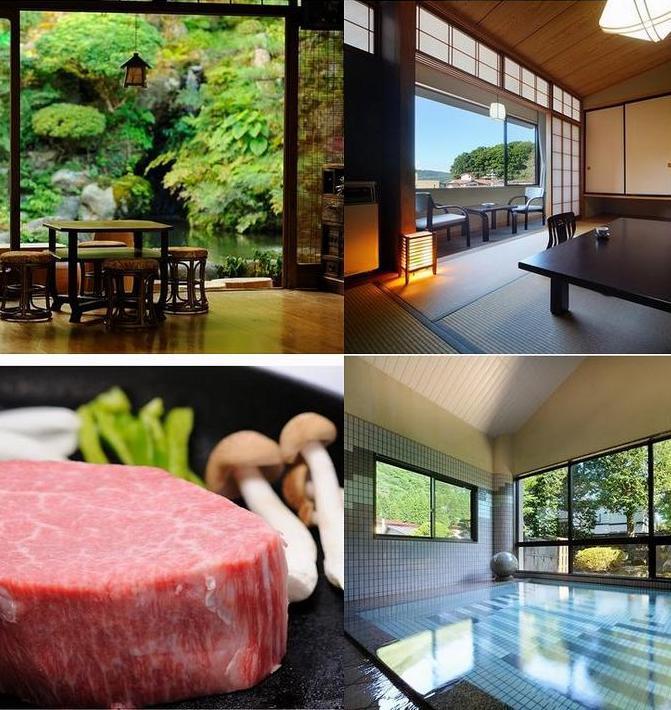 【米沢牛特A5ステーキ】吾妻荘の最高プラン