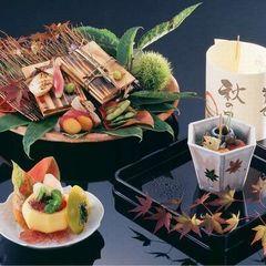 季節の会席料理プラン