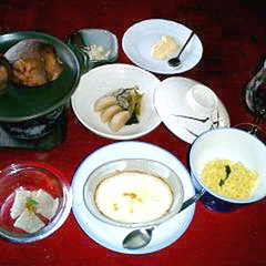 新鮮食材を使用したこだわりの絶品料理に舌鼓♪2食付<当館人気・スタンダード>