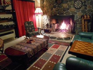 Lodge  山麓館