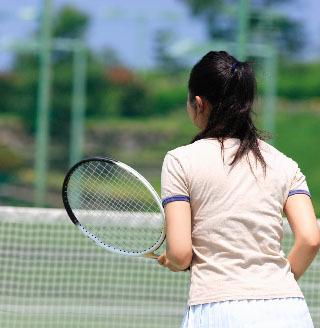 【テニス好き集まれ!】2日間テニスコート使い放題★1泊2食付フリーテニスプラン
