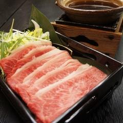【ご当地グルメ】香川県ブランド・オリーブ牛を小豆島特産醤のすき焼きで♪ちょっぴり贅沢グルメプラン