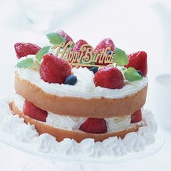 赤ちゃんも1歳ママも1歳お誕生日おめでとう♪ファーストバースデー★お守りとBDケーキ付