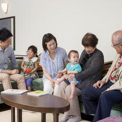 【家族同室】【賀寿お祝い】家族で長寿を祝おう☆料理長特製・祝い膳を個室で♪≪6名以上≫
