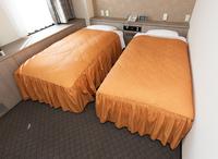 喫煙■ツインルーム(4人宿泊可能部屋)