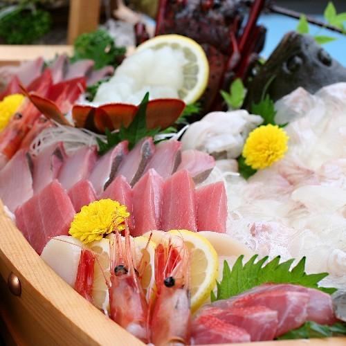 《特別な日》露天風呂三昧とお魚三昧の特別日&記念日カップルプラン