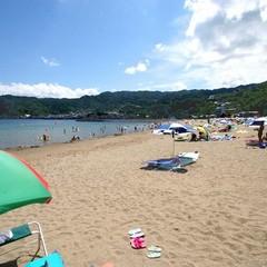 《夏季限定》至近!砂浜400mの『南熱海長浜ビーチ』と展望貸切露天風呂で空と海を満喫の海水浴プラン