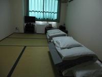 和室8畳☆長期滞在に最適、ファミリー、団体様にもおすすめ☆