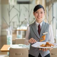 朝からしっかり栄養チャージ★北の彩り朝食ブッフェ