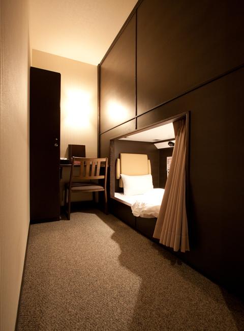宿泊特化型ホテル ウェルキャビン中洲 image
