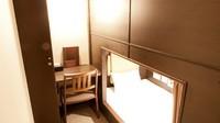【素泊まりプラン】 個室型キャビンルーム♪ 充実の無料アメニティも完備 中洲繁華街直ぐ