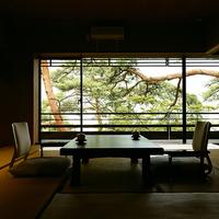 【佳松亭】 五ツ星客室 貴賓室(露天風呂付)