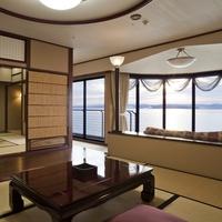 ◇1泊朝食/貴賓室・利久2階:海眺望