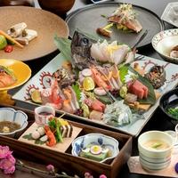 【秋冬旅セール】【お料理コースのランクアップ】贅沢な能登の和モダン会席を味わう
