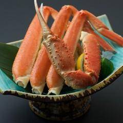 【冬の期間限定特別会席】のどぐろ・ゆで蟹・甘えびを含む会席