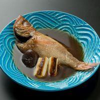 【迷ったらこれ!冬の期間限定特別会席】のどぐろ・ゆで蟹・新鮮なブリのお造りを食す特別献立プラン