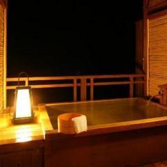 【1泊2食】人気No1!◆憧れの露天風呂付客室◆贅沢グレードアップお料理をお部屋食で♪