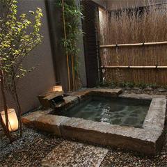 【 シャワールーム・露天風呂付き 離れ 】4名様までご宿泊可能。プライベート重視のスタンダードプラン