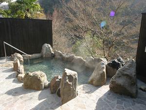 神田川道場「心」で国産黒毛和牛しゃぶしゃぶかすき焼「雪」