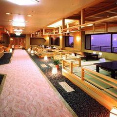 【鮑の踊り焼き】【牛陶板焼き】 料理長厳選会席 当館一番人気グルメプラン■蒼海の膳■