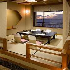 【三河海鮮料理を彩る】夕日と朝日 自然に囲まれ三河湾を眺めながら過ごす■竜城の膳■