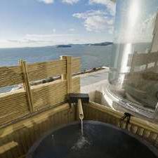[デイユース]プライベートな露天風呂付和室