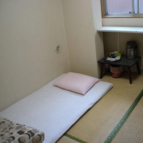 シングルバス付き和室