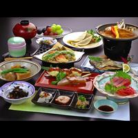 【秋冬旅セール】期間限定!秩父の郷土料理を味わえるスタンダードプランをお得に愉しむ(1泊2食付)