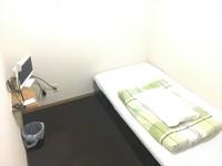 のんびり、シングル個室(ロフト付き)