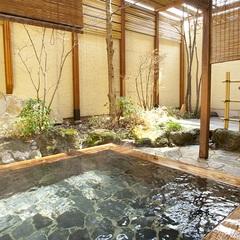 メゾネットタイプの露天風呂付客室でプライベート温泉を満喫★スタンダードプラン