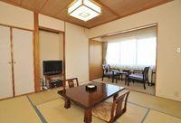 【お部屋で食事】冷たいカレーまぜ麺付プラン☆和室でのんびり【素泊り】