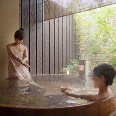 【レディースプラン】お洒落ゆかた&リッチな貸切温泉でぷるつやお肌*:゜☆おしゃべり温泉旅プラン♪