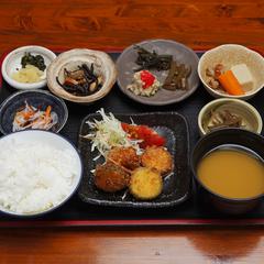 古道至近☆たかはらを拠点に歩く【1泊2食+昼食】