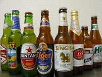 【わたしビール党!】★夏との相性抜群!創作アジアン料理×アジア各国のビール★