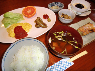 自家製食材を楽しむプラン【朝食付き】