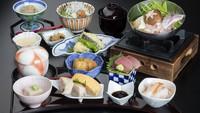 【和歌山地産御膳〜秋〜(伊勢海老鍋)2食付きプラン】