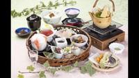 【四季彩〜春〜】2食付き宿泊プラン