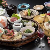 【焼河豚の土瓶蒸しが絶品 四季彩〜冬〜】2食付き宿泊プラン