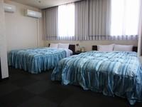 広さも眺望もベッドも最高!デラックスツインルーム27平米