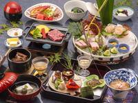 """【美味少量】上質な物を少しずつ愉しみ、お食事の量は控えめに""""悠味""""プラン【アッパレしず旅】"""