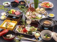 【1日5室数◆ネット限定!】<お食事会場は当館おまかせ>ご夕食はグレードアップ京風懐石料理「雪」