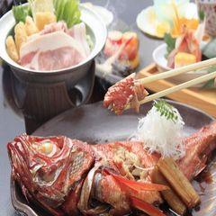 【意外と熱海】【当館最多の5大特典付】みかんの休日♪夕食メインは伊豆下田産の金目鯛姿煮付