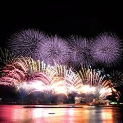 【熱海海上花火大会開催日限定】伊豆下田産金目鯛の姿煮付が好評で人気の「漁火の膳」