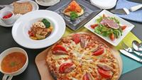 【春夏旅セール】【1泊2食スタンダード】大自然の中でこだわりのイタリアンコース料理♪