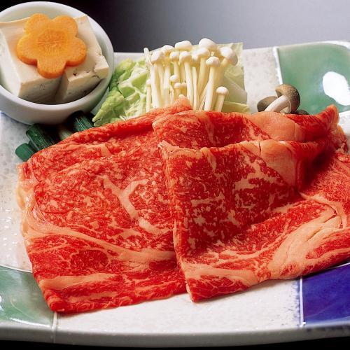 【オススメ!】柔らか美味♪【熊野牛しゃぶ小鍋】付き手作り懐石♪夕食はお部屋で♪