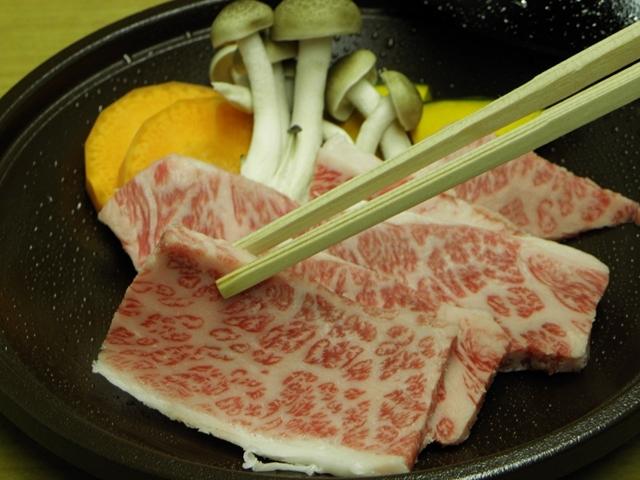 【グルメ旅】熊野牛堪能プラン♪「しゃぶしゃぶ」と「陶板焼き」で美味しさ食べ比べ♪