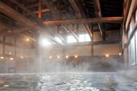 【 温泉で癒されよう! 】 ☆ ふじやま温泉入館券付宿泊プラン(朝食付き)