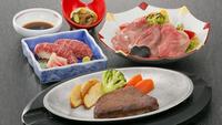 ≪早割30≫米沢牛ステーキ御膳+プレミアムビュッフェプラン