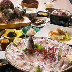 【コレで決まり!】ゆっくり海鮮味わいたい方にオススメ♪自慢の海の幸★お部屋食満喫プラン!